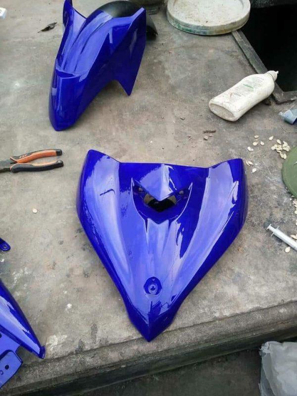 Màu xanh GP Y3973