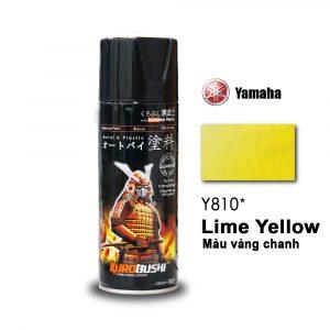 màu vàng chanh